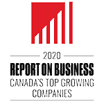 2020 Report on Business Canada's Top Growing Companies